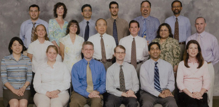 Nephrology Faculty and Staff 2005