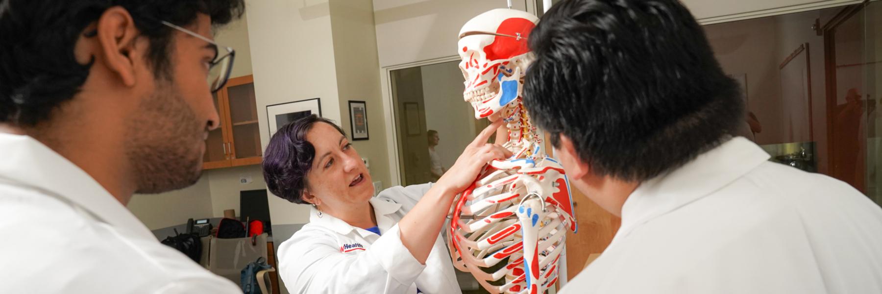Geriatrics and Gerontology Education | Department of Medicine