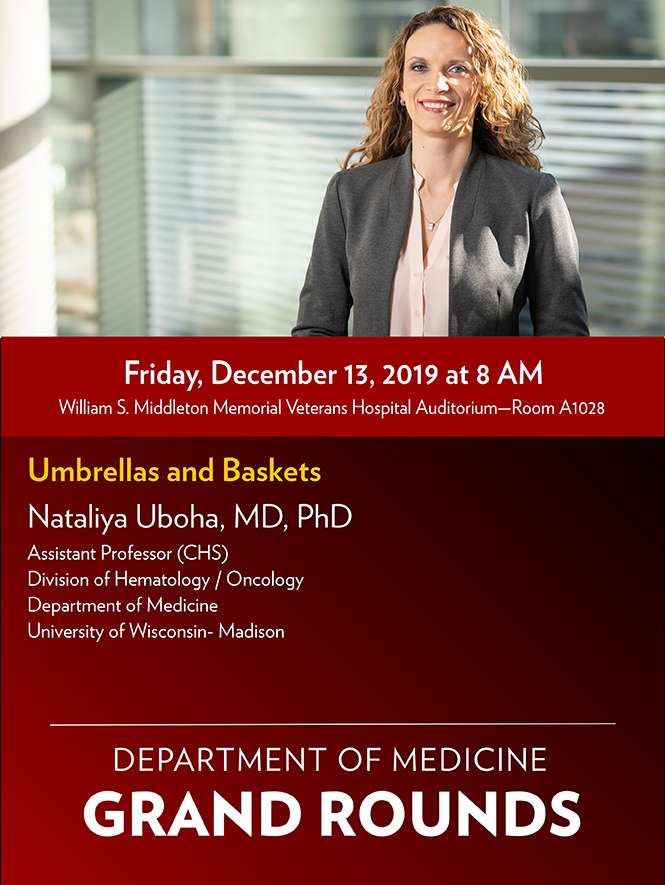Basket and Umbrella Trials: Challenges and Opportunities for Cancer Drug Development - Nataliya Uboha, MD, PhD